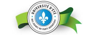 Université d'été des jeunes du Parti Québécois